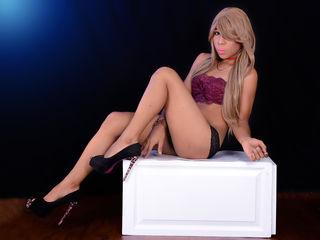 BlondeDirtySex Latina Camgirl pic