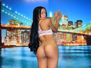 CrazyBigCum Latina Camgirl pic