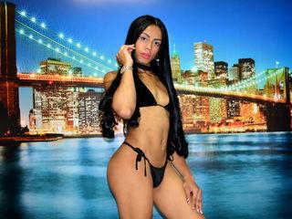 SlaveSexAss Latina Camgirl pic